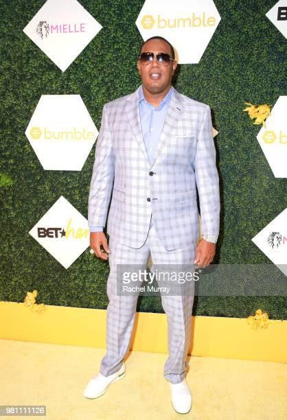 Master P arrives at the BET Her Awards Presented By Bumble at Conga Room on June 21 2018 in Los Angeles California