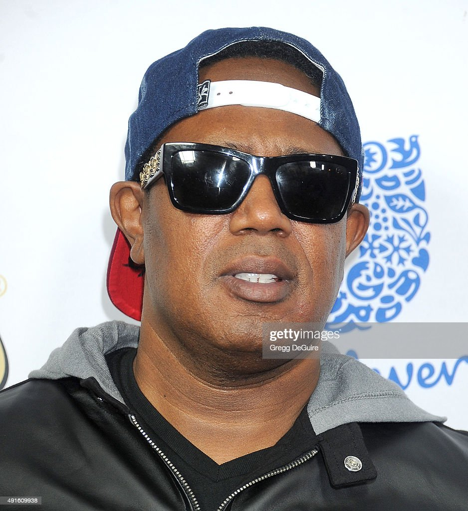 Master P arrives at the Latina 'Hot List' Party at The London West Hollywood on October 6, 2015 in West Hollywood, California.