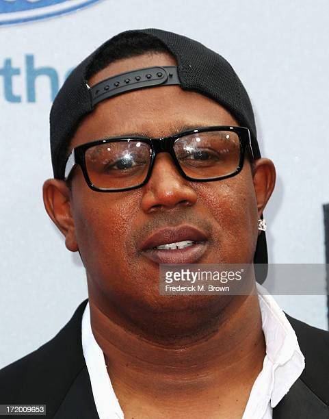 Master P attends the 2013 BET Awards at Nokia Theatre LA Live on June 30 2013 in Los Angeles California