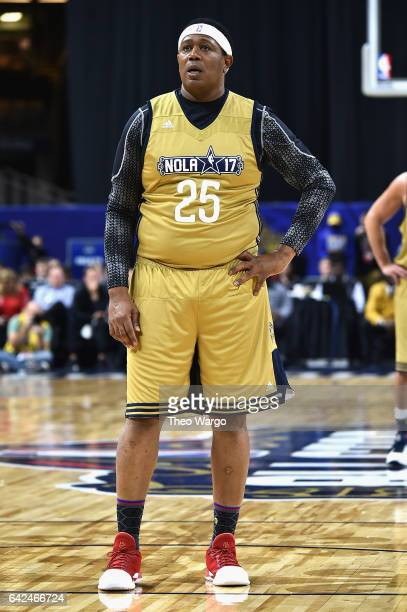 Master P attends the 2017 NBA AllStar Celebrity Game at MercedesBenz Superdome on February 17 2017 in New Orleans Louisiana