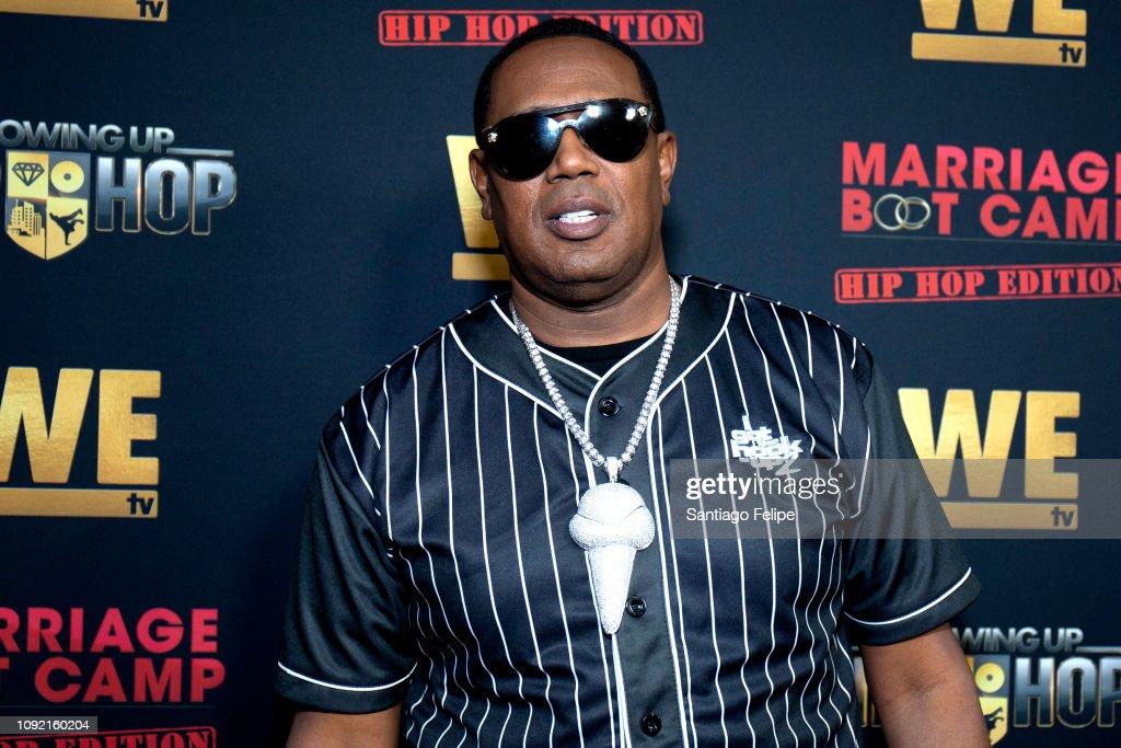 WE tv Hosts Exclusive Premiere For Hip Hop Thursdays : News Photo