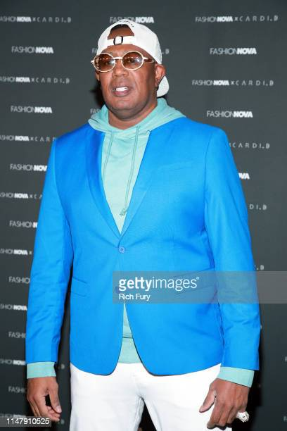 Master P attends the Fashion Nova x Cardi B Collection Launch Party at Hollywood Palladium on May 08 2019 in Los Angeles California