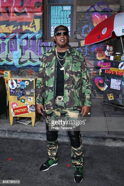 Master P attends VH1's Hip Hop Honors The 90's Game Changers at Paramount Studios on September 17 2017 in Hollywood California