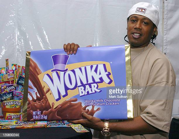 Master P during Mattel Celebrity Retreat Presented by Backstage Creations at Kids' Choice Awards '05 Day 1 at UCLA Pauley Pavilion in Westwood...