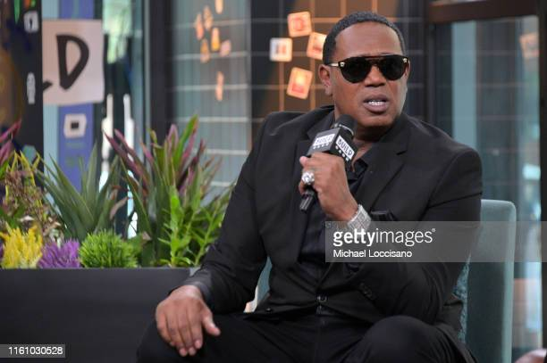 Master P visits Build to discuss the movie I Got the Hook Up 2 at Build Studio on July 09 2019 in New York City