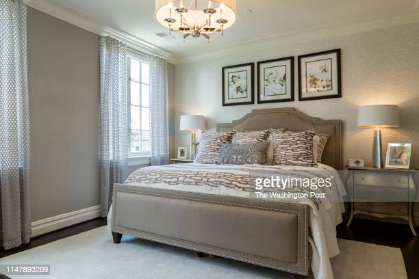 Master Suite in Unit 306 at The Signet on May 28 2019 in McLean Virginia