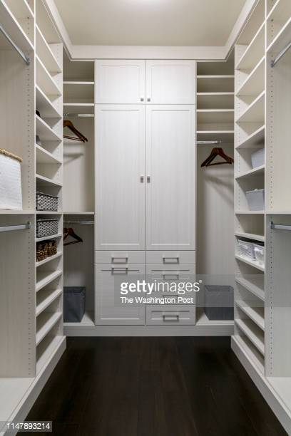Master Suite WalkIn Closet in Unit 306 at The Signet on May 28 2019 in McLean Virginia