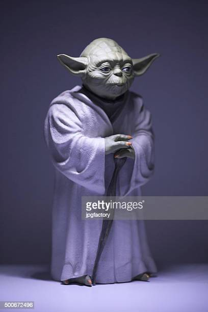 master yoda - jedi stock pictures, royalty-free photos & images