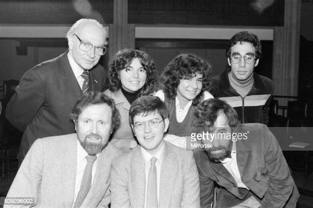 Mastermind International Special international edition of the TV quiz show from the Old Library Guildhall London 18th March 1980 Contestants /...