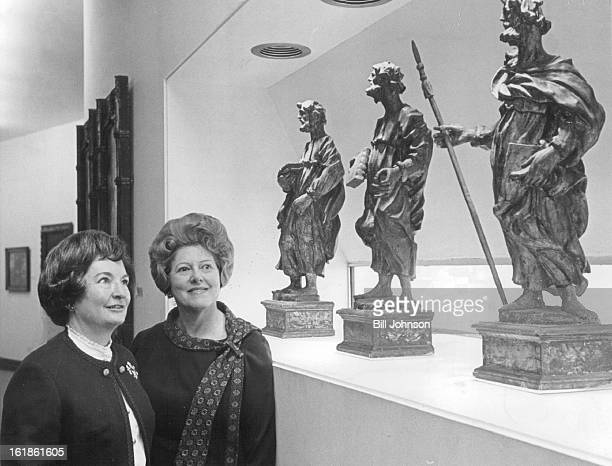 FEB 28 1972 MAR 2 1972 MAR 12 1972 Masterpieces from the Denver Art Museum's collections of Italian art will be topic for upcoming series of lectures...