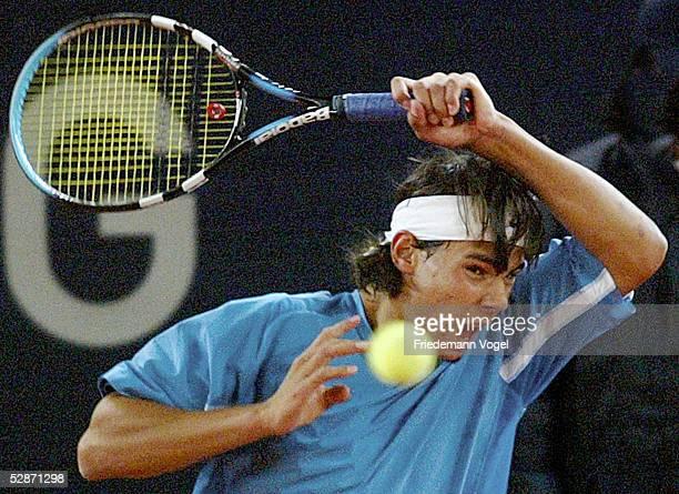 Masters Series 2003, Hamburg; Rafael NADAL/ESP erreicht die 3. Runde