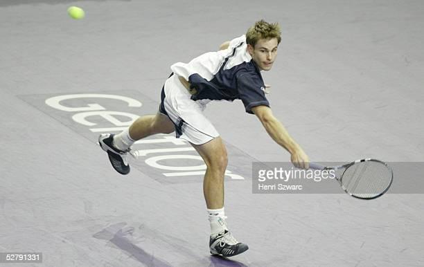 Masters Series Turnier 2003 Paris; Andy RODDICK/USA