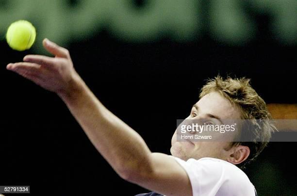 Masters Series Turnier 2003 Paris Andy RODDICK/USA
