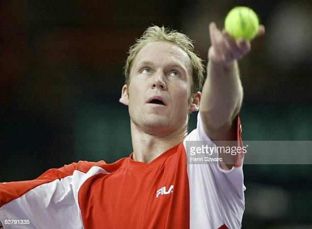 Masters Series Turnier 2003 Paris Rainer SCHUETTLER/GER