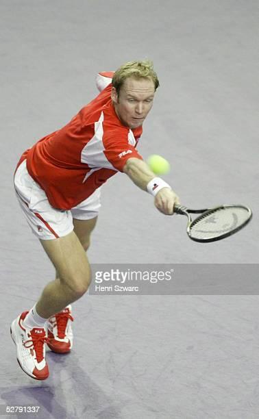 Masters Series Turnier 2003 Paris; Rainer SCHUETTLER/GER