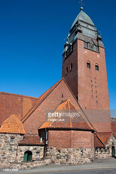 Masthuggskyrkan church.