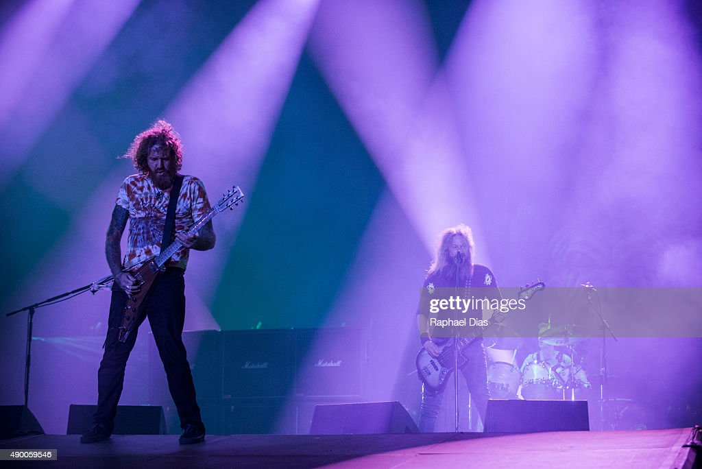 2015 Rock in Rio - Day 05 : News Photo