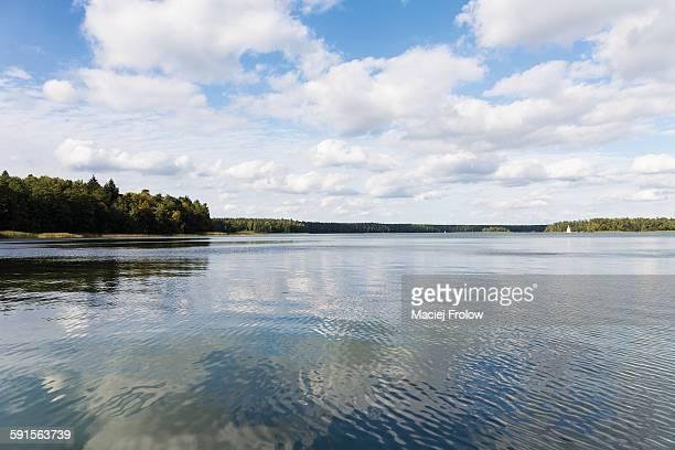Masuria`s Nidzkie lake