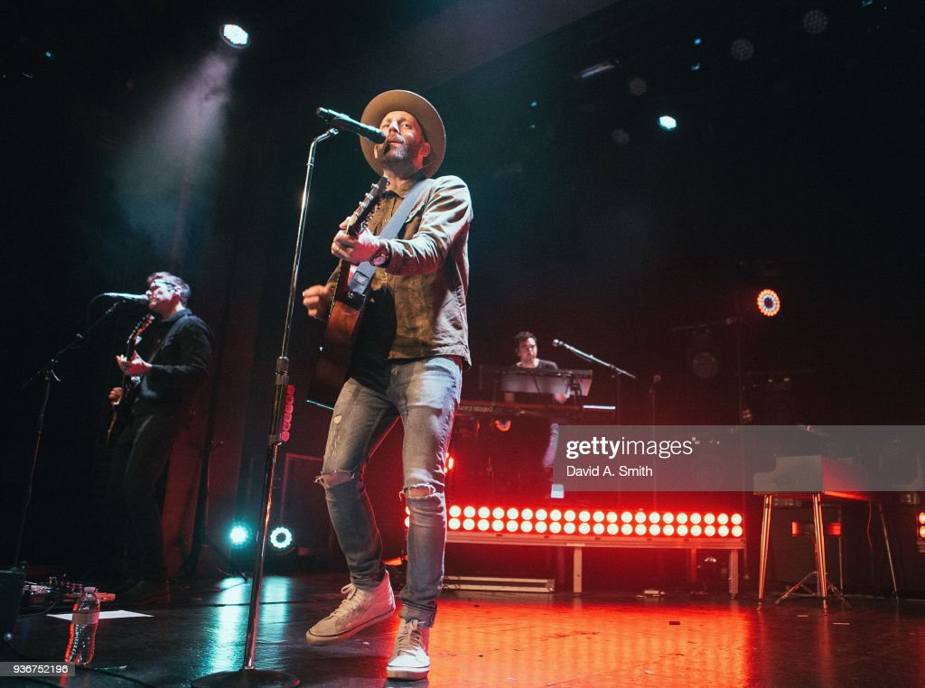 Mat Kearney In Concert - Birmingham, Alabama