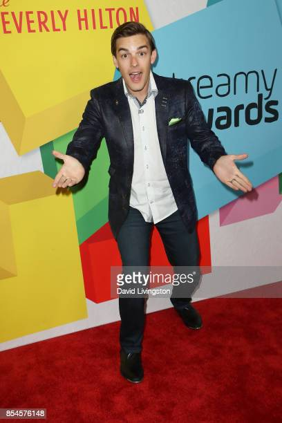 Mat Pat attends the 7th Annual 2017 Streamy Awards at The Beverly Hilton Hotel on September 26 2017 in Beverly Hills California