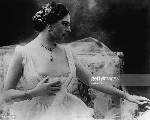 Mata Hari the Dutch dancer, who spied for Germany during the first World War. She was a member of the German secret service in Paris, and obtained...