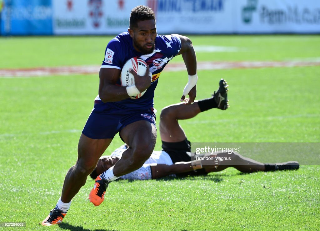 2018 USA Sevens Rugby Tournament - Day 3