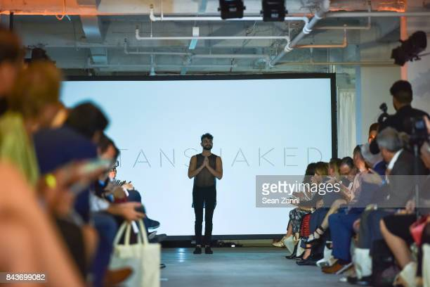 Matan Shaked attends OR Movement Tahor Group Present NYFW Desert Flower by Matan Shaked Keren Wolf and Aviad Arik Herman at 666 Fifth Avenue on...