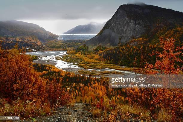 Matanuska River & Glacier