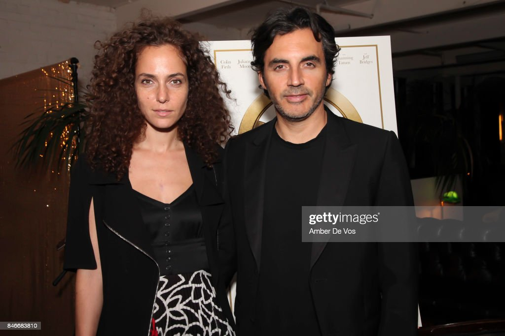 Matar Cohen and Yigal Azrouel attend a special screening of the new film 'Kingsman The Golden Circle' at Metrograph on September 13, 2017 in New York City.