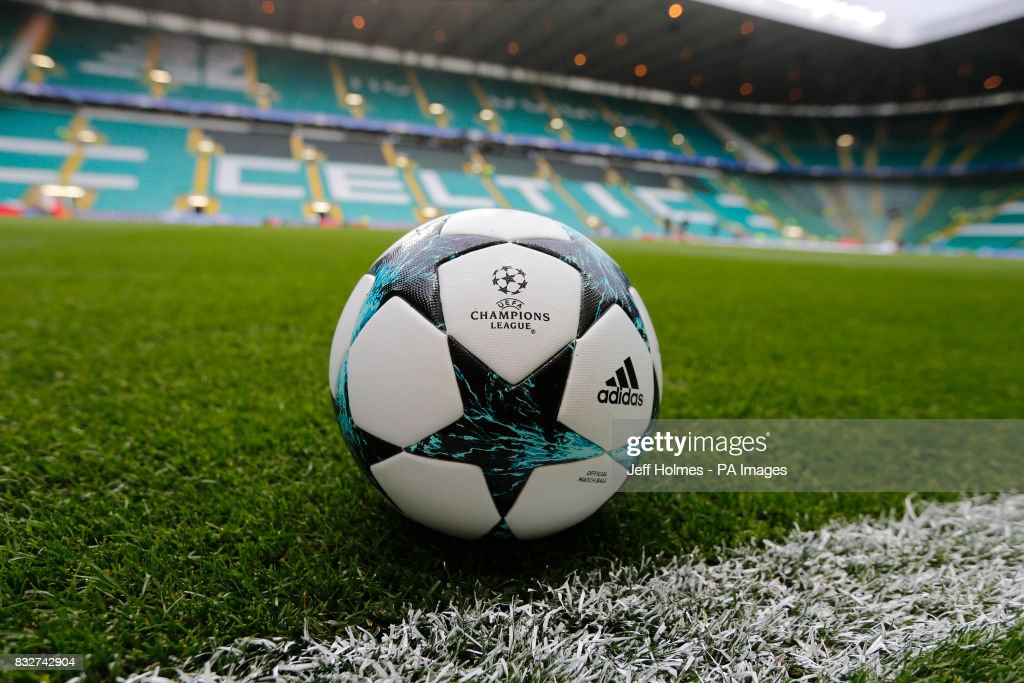 Celtic v FC Astana - UEFA Champions League Play-Off - First Leg - Celtic Park : News Photo