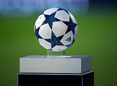 barcelona spain match ball uefa champions