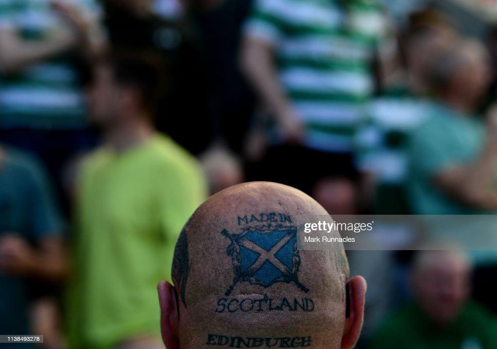 Hibernian v Celtic - Scottish Ladbrokes Premiership : News Photo