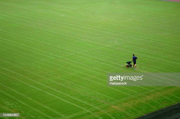 match day - ground staff stock pictures, royalty-free photos & images