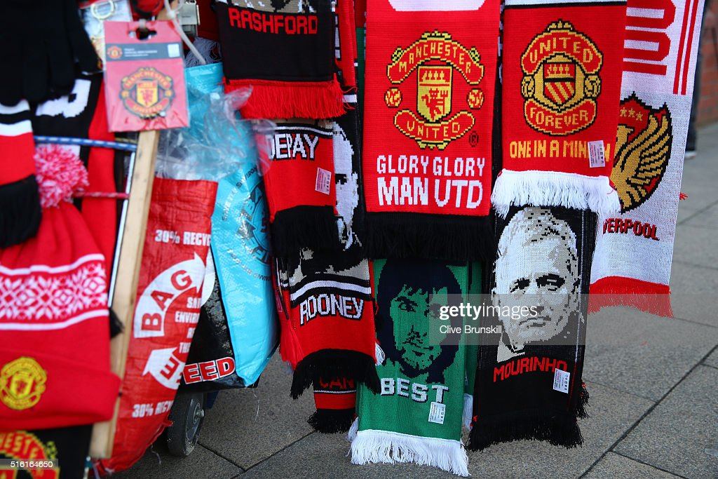 Manchester United v Liverpool - UEFA Europa League Round of 16: Second Leg : ニュース写真