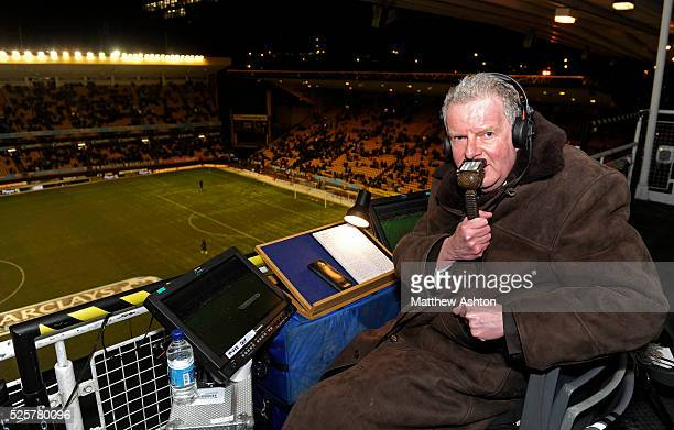 BBC match of the day commentator John Motson was at the game to see his first goal after four concecutive goal less draws in the Premier League games