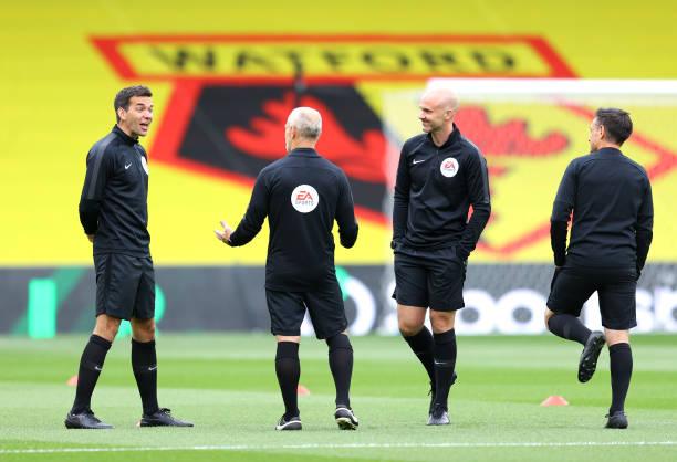 GBR: Watford FC v Norwich City - Premier League