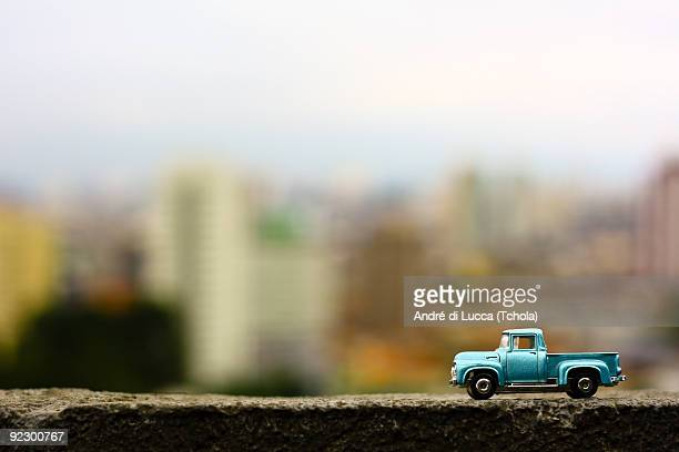 Matchbox toy car