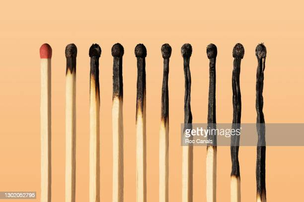 matches crash - ember stock pictures, royalty-free photos & images