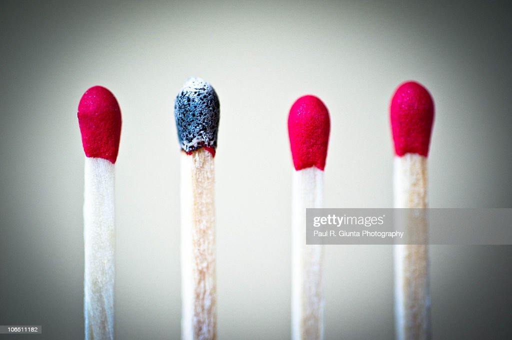 Matches : Stock-Foto