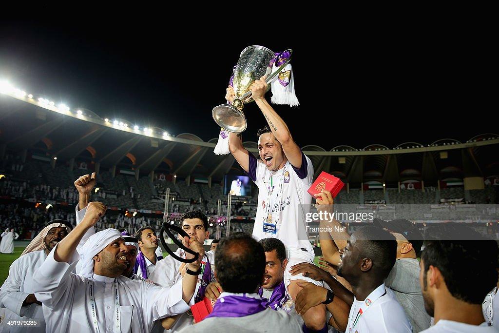 Al Ain v Al Ahli Dubai: United Arab Emirates Presidents Cup Final
