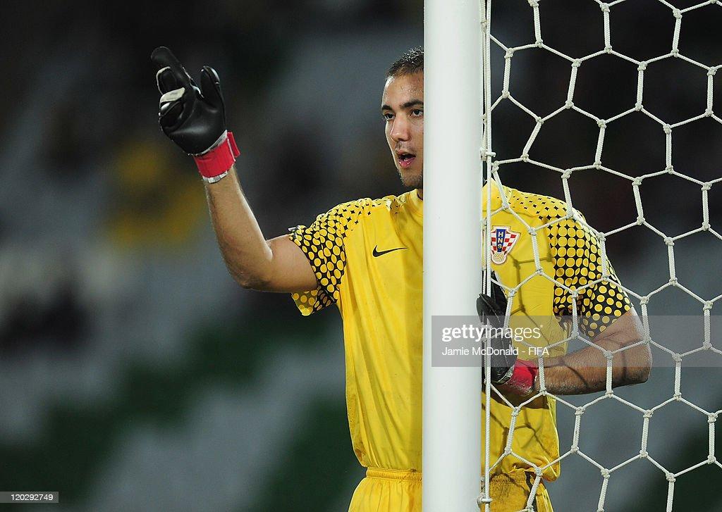 Croatia v Nigeria: Group D - FIFA U-20 World Cup Colombia 2011 : News Photo