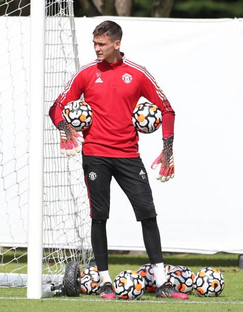 GBR: Manchester United Pre-Season Training Camp