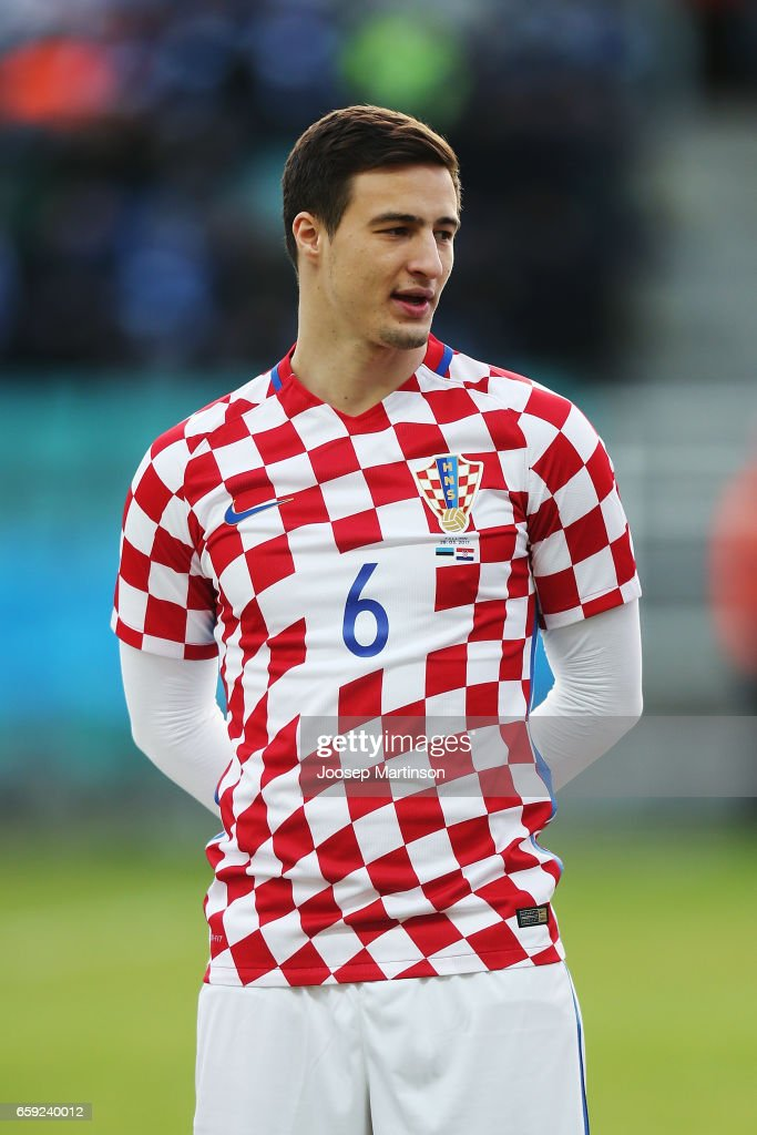 Estonia v Croatia - International Friendly