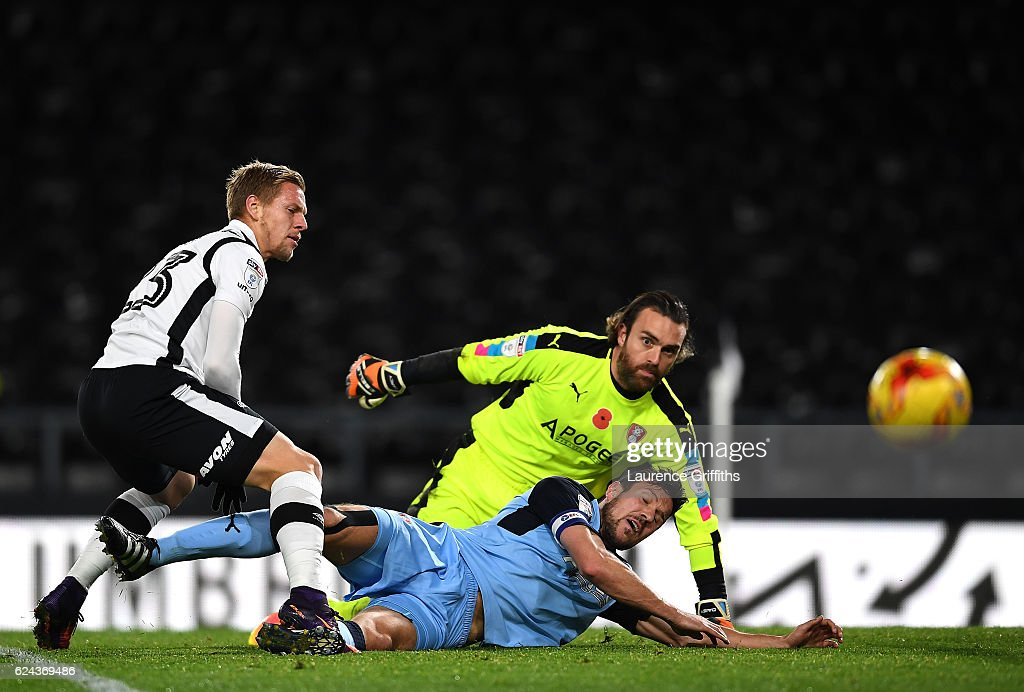 Derby County v Rotherham United - Sky Bet Championship