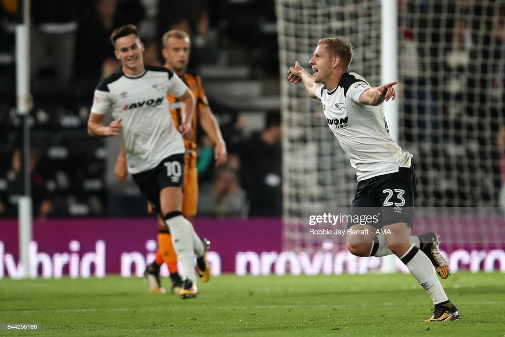 Derby County v Hull City - Sky Bet Championship