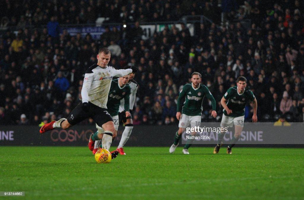 Derby County v Brentford - Sky Bet Championship : News Photo