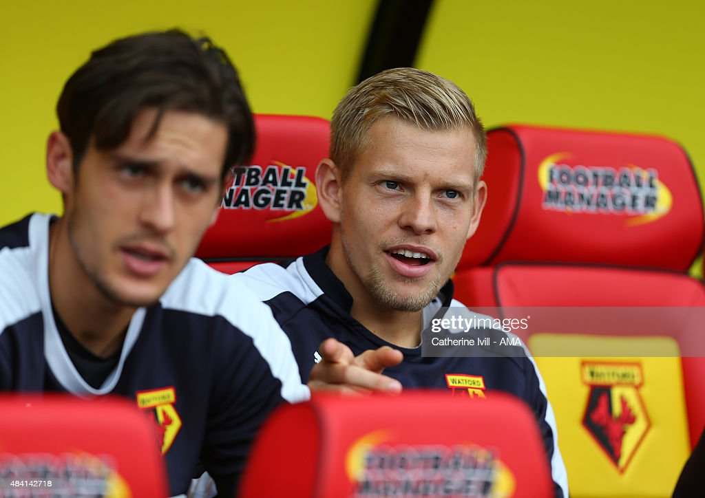 Watford v West Bromwich Albion - Premier League : News Photo