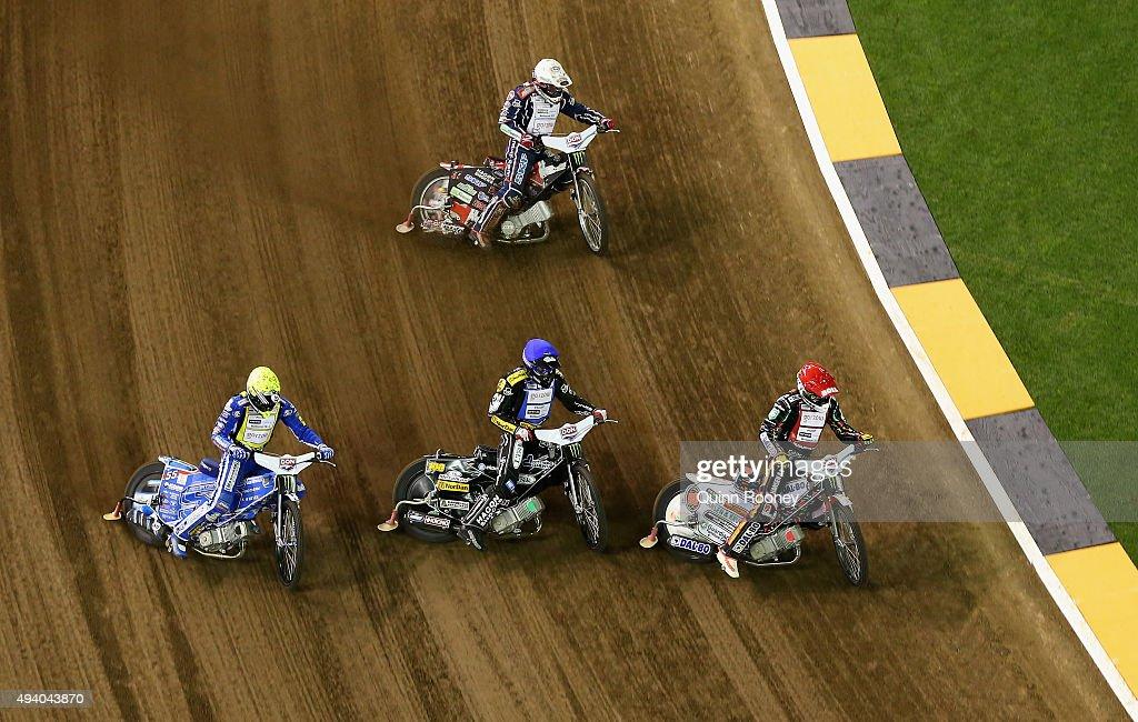 Matej Zagar Of Slovenia, Andrea Jonsson Od Sweden, Chris