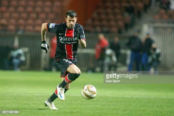 Mateja KEZMAN PSG / Nancy 1/8 de finale de la Coupe de la Ligue