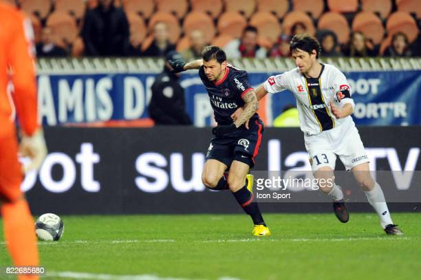 Mateja KEZMAN PSG / Sochaux 28eme journee de ligue 1 Parc des Princes Paris